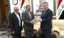 Дачић и министар одбране Ирака Хајали о потенцијалима за унапређење сарадње две земље