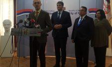 Trivan sa delegacijom savezne države Merilend u Nišu