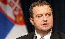 Dačić: Incident sa zastavom u Jasenovcu bez presedana