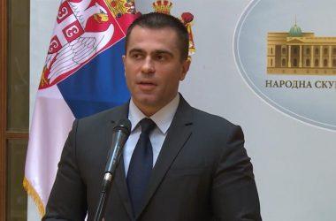 Милићевић: Озбиљна и одговорна одлука СНС-a о изборима