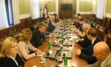Делегација одбора Народне скупштине Републике Словачке  у посети Народној скупштини