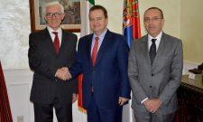 Дачић разговарао са делегацијом Одбора за спољне послове Сената Италије