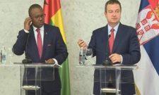Дачић: Гвинеја Бисао није признала Косово