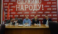 Седница Извршног одбора СПС
