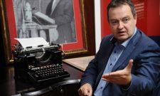 Dačić: Proglašenje Prizrena istorijskim glavnim gradom samoproglašene Republike Kosovo je nova provokacija