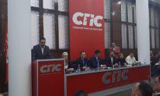 Istupanje predsednika Mladih socijalista  Srbije Uglješe Markovića na Izbornoj konferenciji