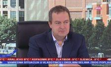 """Ивица Дачић гост """"Новог Јутра"""" на ТВ Пинк: Европска унија болује од глувонемости – Србију стално уцењују, а Албанију никада"""