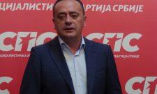 Потпредседник СПС Александар Антић: Вучић са народом на Косову када је најтеже
