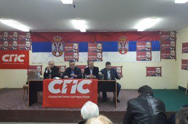 Antić, Nikodijević i Trivan sa građanima Belog potoka i Zuca: Najvažnije da svi delovi Beograda imaju približno iste uslove
