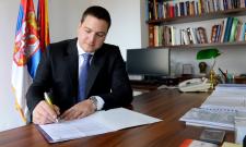 Ружић закључио Јединствени бирачки списак за изборе у Београдау, Аранђеловцу, Бору и Севојну