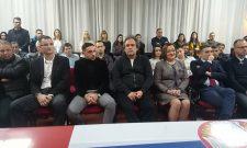 Угљеша Марковић: Надам се да ће чачански омладинци бити синоним за једну од најуспешнијих омладинских организација
