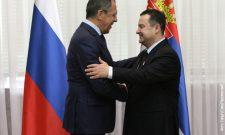 Ivica Dačić i Sergej Lavrov: Pred nama su veliki zadaci daljeg jačanja neiscrpnog potencijala srpsko-ruskog partnerstva