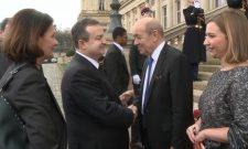 Дачић: Јачање стратешког партнерства Србије и Француске