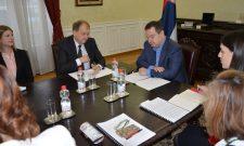 Дачић разговарао са амбасадором Краљевине Данске у Републици Србији