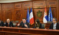Антић: Французи заинтересовани за пројекте хидроенергетике у Србији