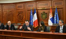 Antić: Francuzi zainteresovani za projekte hidroenergetike u Srbiji