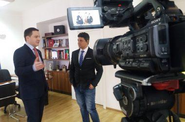 Бранко Ружић гостовао на ТВ Прва: Влада Србије функционише као тим