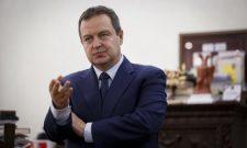 """Ivica Dačić za """"Politiku"""": Lobiranje je način kako funkcioniše politika na zapadu"""
