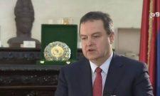 Ивица Дачић: Србија ће именовати новог амбасадора у Француској