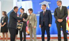 Бранко Ружић: Лесковац, Нови Сад, Сомбор и Рума добили сертификате за повољно пословно окружење