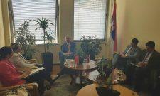 Триван: Турска помоћ Србији у заштити животне  средине
