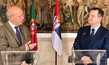 Дачић: Дуга традиција дипломатских односа са Португалијом и жеља за интензивирањем сарадње у свим областима