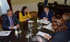 Дачић: Спремност Србије да даље развија односе традиционалног пријатељства и сарадње са Палестином