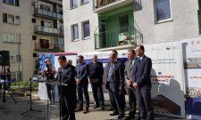Дачић: Обележен почетак градње 20 станова за избеглице из Хрватске и Босне и Херцеговине у Севојну