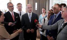 Триван и Фабрици обишли Националну лабораторију за анализу воде, ваздуха и земљишта – донацију ЕУ
