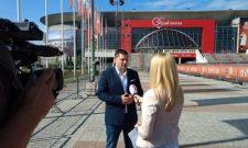 Никодијевић: Кошарка се вратила својој кући
