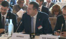 Дачић на 128. министарској седници Савета Европе