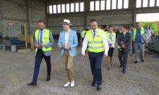 Горан Триван посетио Аеродром Никола Тесла