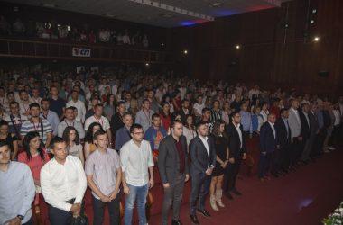 Uglješa Marković  prisustvovao Izbornoj konferenciji Aktiva mladih Socijalističke partije Republike Srpske