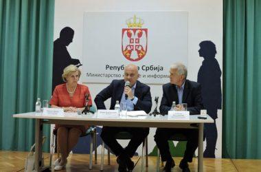 Мирјана Драгаш: Помоћ Вуковој и Доситејевој задужбини