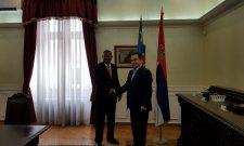 Дачић: Традиционално пријатељски односи Србије и ДР Конго основа за унапређење сарадње у свим областима