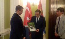 Potpredsednik Narodne skupštine Đorđe Milićević razgovarao sa Ombudsmanom Republike Turske