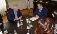 Министар Дачић разговарао са амбасадором Кајлом Скотом