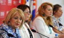 Славица Ђукић Дејановић: Мере за снижавање цене родитељства