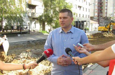 Никодијевић: Квалитетно изведени радови гарантују трајање градских улица