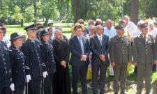 Никодијевић положио венац на споменик Арчибалду Рајсу