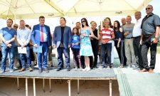 Dačić: U Arilju uručeno 15 stanova za izbegla lica iz Bosne i Hecegovine u Hrvatske u okviru Regionalnog stambenog programa