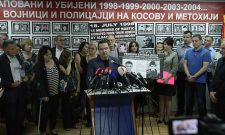 Dačić na obeležavanju godišnjice zločina u Goraždevcu