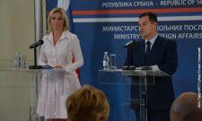 Дачић: Нема решења без Руске Федерације, Кине, али и САД