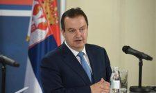 Дачић: Добро је да Тачи зна да Србија неће признати КиМ