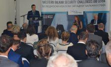 """Дачић на конференцији """"Безбедносни изазови Западног Балкана и Србија"""""""