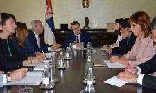 Dačić: Puna podrška Rumunije Srbiji na njenom evropskom putu