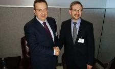 Dačić razgovarao sa generalnim sekretarom OEBS-a