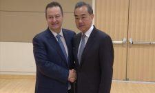 Dačić: Veliko prijateljstvo, strateško partnerstvo i čvrsto savezništvo između Srbije i Kine