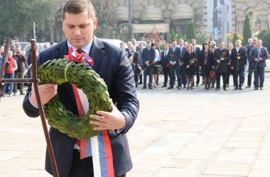 Никодијевић: Поносни смо на своју историју и своје хероје