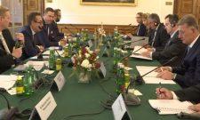 Дачић разговарао са аустријским вицеканцеларом Штрахеом